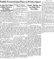 New York Sun, 1936