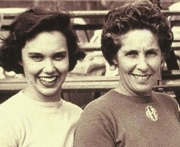 Madge Beck (Honor Award 1965) and daughter, Susan Beck Wasch (Honor Award 1976).
