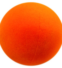 The orange ball pioneered by John P. Ware gave way to the yellow ball