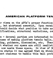 From APTA Executive Committee Minutes, April 10, 1973