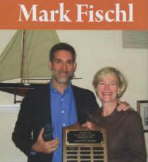 Mark Fisch and APTA Executive Director Ann Sheedy