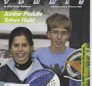 Alexia Pereira and Luke Scrivanich